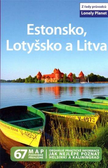 Estonsko, Lotyšsko a Litva - Lonely Planet - 2. vydání