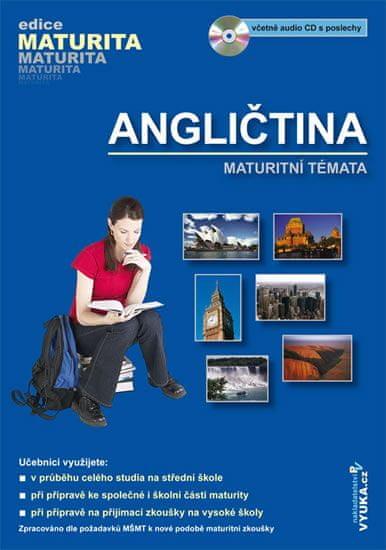 El-Hmoudová Dagmar: Angličtina - edice Maturita + CD