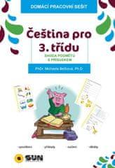 Bečková Michaela: Čeština pro 3. třídu - Shoda podmětu s přísudkem