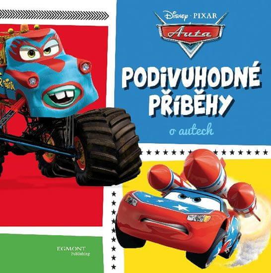 Disney Walt: Auta - Podivuhodné příběhy o autech