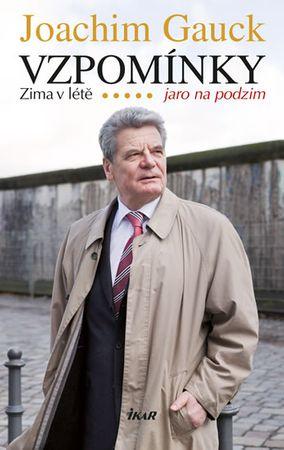 Gauck Joachim: Vzpomínky. Zima v létě – jaro na podzim