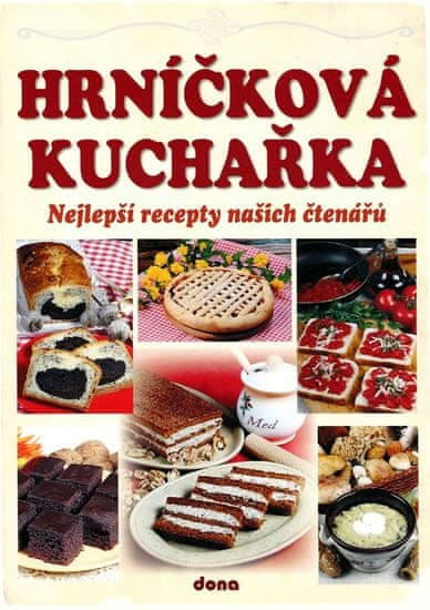 kolektiv autorů: Hrníčková kuchařka - Nejlepší recepty našich čtenářů