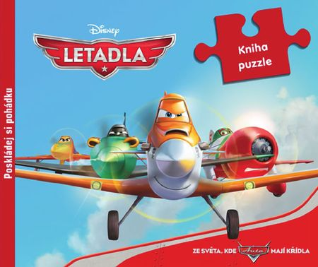 Disney Walt: Letadla  Závod s časem -  zábava s hodinami!