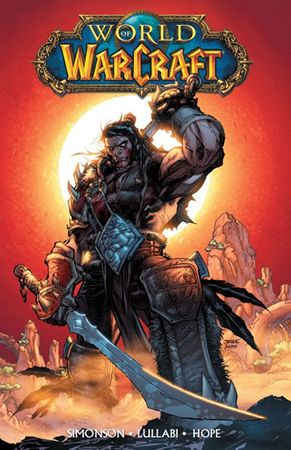 Simonson Walter, Lullaby Ludo: World of Warcraft 1