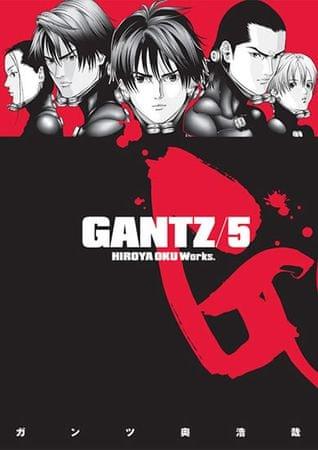 Oku Hiroja: Gantz 5