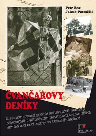 Enc Petr, Potměšil Jakub,: Čvančarovy deníky + DVD
