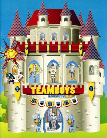 TEAMBOYS Knights Castle