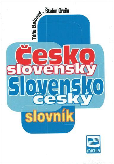 Balcová Táňa, Greňa Štefan,: Česko-slovenský a slovensko-český slovník