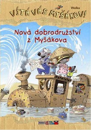 Walko: Nová dobrodružství z Myšákova