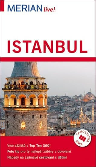 Neumann-Adrian Michael: Merian - Istanbul