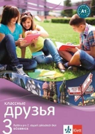 Klassnyje druzja 3 (A1.1) – učebnice