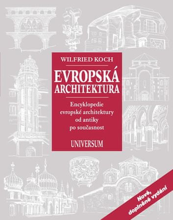Koch Wilfried: Evropská architektura