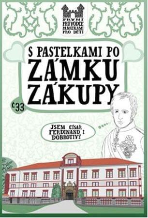 Chupíková Eva: S pastelkami po zámku Zákupy