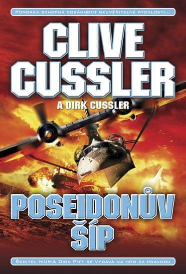 Cussler Clive, Cussler Dirk,: Poseidonův šíp