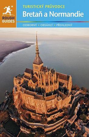 Ward Greg: Bretaň & Normandie - Turistický průvodce
