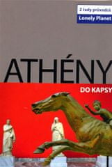 Athény do kapsy - Lonely Planet