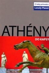 Athény do kapsy - Lonely Planet