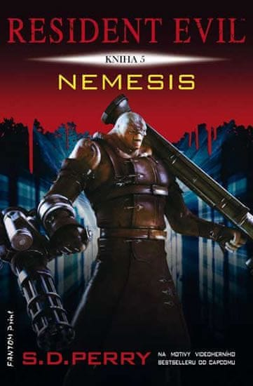 Perry S. D.: Resident Evil 5 - Nemesis