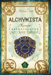 Scott Michael: Alchymista - Tajemství nesmrtelného Nicolase Flamela - 3. vydání
