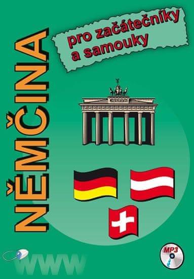 Pařízková Štěpánka: Němčina pro začátečníky a samouky