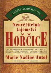 Antol Marie Nadine: Neuvěřitelná tajemství hořčice