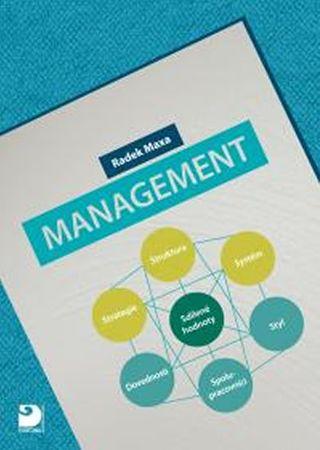 Maxa Radek: Management pro střední školy a vyšší odborné školy