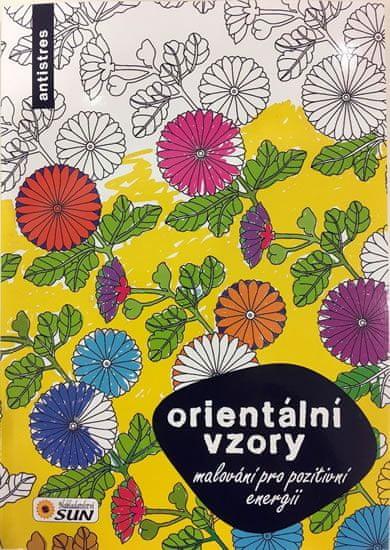 Orientální vzory - Malování pro pozitivní enegii