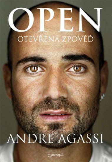 Agassi Andre: Open - Otevřená zpověď