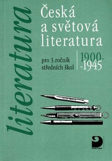 Nezkusil Vladimír: Literatura - Česká a světová literatura pro 3. ročník SŠ