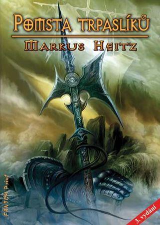 Heitz Markus: Trpaslíci 3 - Pomsta trpaslíků