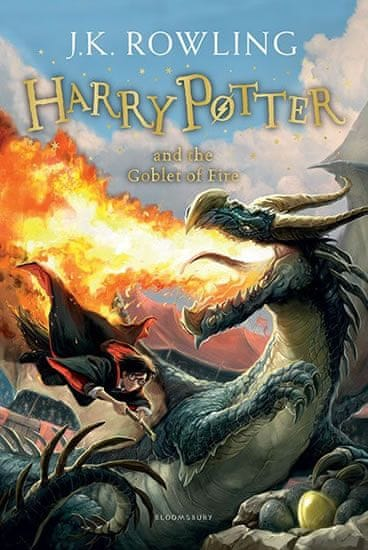 Rowlingová Joanne Kathleen: Harry Potter and the Goblet of Fire
