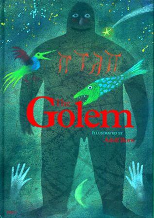 Neborová Anna: The Golem