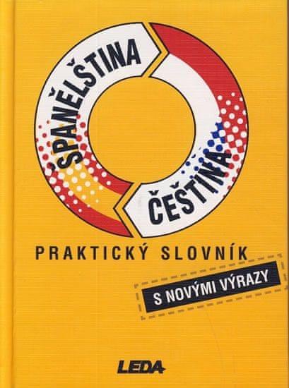 Prokopová Libuše: Praktický slovník španělsko-český, česko-španělský