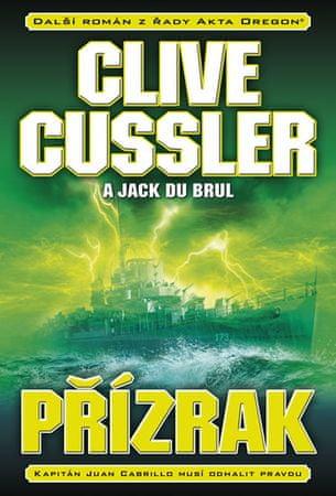 Cussler Clive, Du Brul Jack: Přízrak
