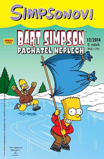 Groening Matt: Simpsonovi - Bart Simpson 12/14 - Pachatel neplech