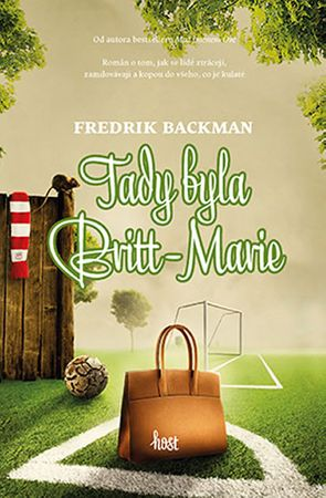 Backman Fredrik: Tady byla Britt-Marie