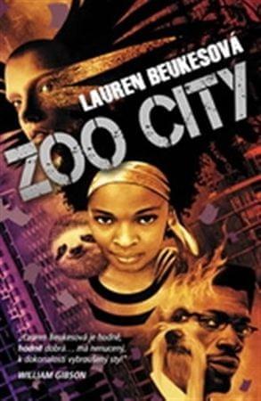 Beukesová Lauren: Zoo City