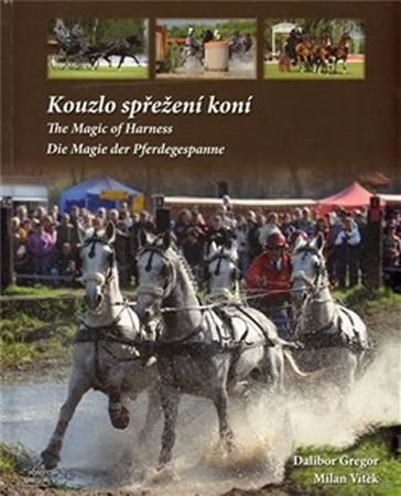 Gregor Dalibor, Vítek Milan,: Kouzlo spřežení koní / The Magic od Harness / Die Magie der Pferdegesp