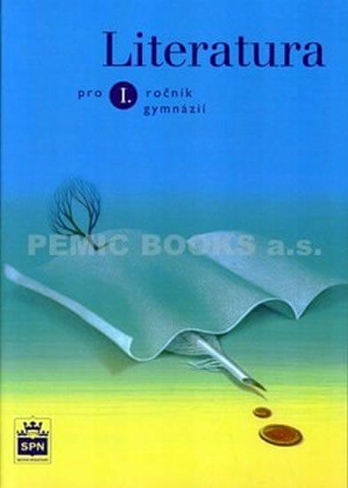 Soukal Josef: Literatura pro 1. ročník gymnázií - 2. vydání