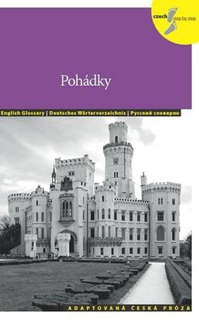 Holá Lída: Pohádky - Adaptovaná česká próza + CD (AJ,NJ,RJ)