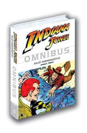 Ditko a kolektiv Steve: Indiana Jones - Omnibus - Další dobrodružství - kniha třetí