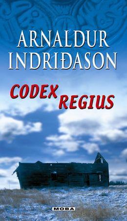 Indridason Arnaldur: Codex Regius