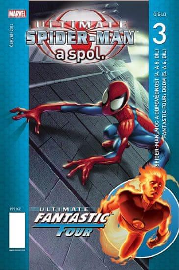 kolektiv autorů: Ultimate Spider-Man a spol. 3