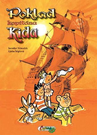 Němeček, Štíplová: Poklad kapitána Kida - 4. vydání