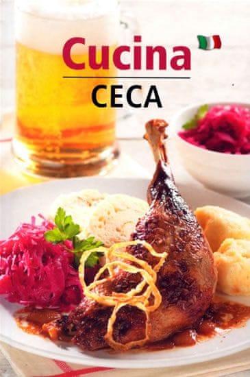 Filipová Lea: Cucina Ceca - Česká kuchyně (italsky)