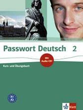 Albrecht U., Dane  D., Fandrych Ch.: Passwort Deutsch 2 - Učebnice + CD (5-dílný)