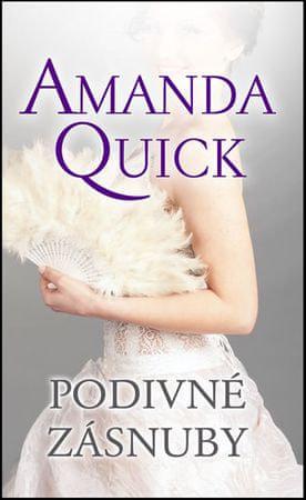 Quick Amanda: Podivné zásnuby