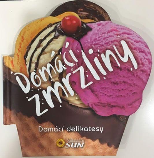 Domácí zmrzliny - domácí delikatesy