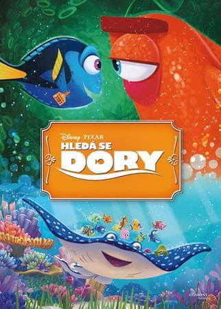 Disney Walt: Hledá se Dory - Filmový příběh