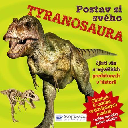 Postav si svého tyranosaura